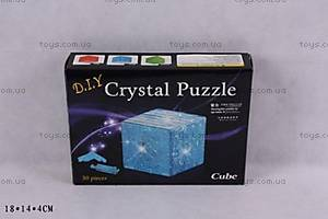 Детские Пазлы 3D «Кристалл», 29011