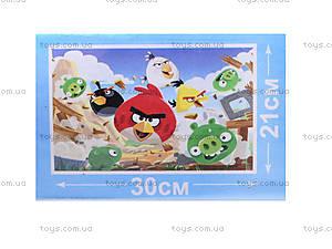 Детские пазлы  «Angry Birds», B001024, фото