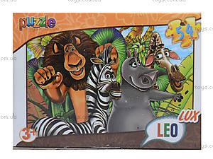 Детские пазлы MINI «Любимые герои», 33210, toys