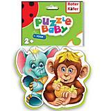 Детские-пазлы Monkey-Elephant, RK1101-03, отзывы