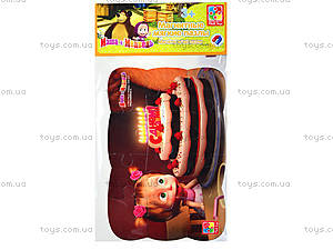 Детские Пазлы на магните «Маша день рождения», VT3205-48, отзывы