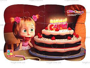 Детские Пазлы на магните «Маша день рождения», VT3205-48, цена