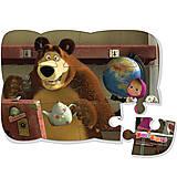 Детские пазлы на магните «Маша и глобус», VT3205-28, купить
