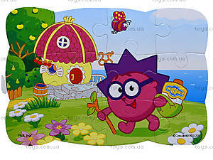 Детские Пазлы на магните «Смешарики», VT3205-40, цена