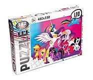 Детские пазлы «Пони», 068-8, купить