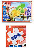 Детские пазлы «Приключения пикселя», 200-8, отзывы