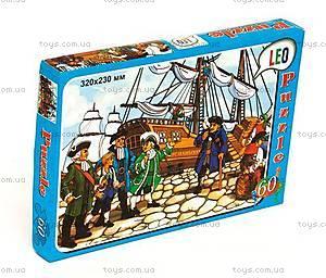 Детские пазлы «Пираты», 217-9