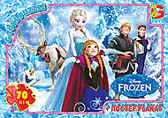 Детские пазлы серии Frozen, 35 элементов, FR002, фото