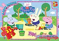 Детские пазлы «Свинка Пеппа», 35 элементов, PP014