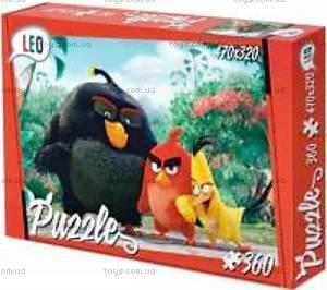 Детские пазлы «Злые птички», 360 элементов, 207-2, купить