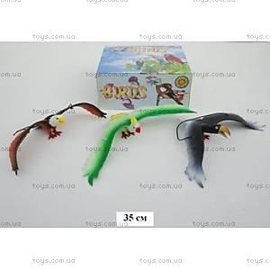Детские резиновые птицы, H100-2W