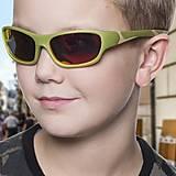 Детские солнцезащитные очки Koolsun цвета хаки серии Sport (Размер: 6+), KS-SPOLBR006, отзывы