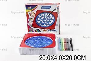 Детские трафареты для рисования, QJ5540