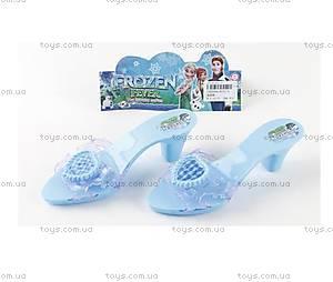 Детские туфли «Frozen» для девочки, 8052-4