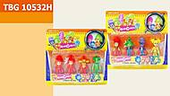 Детские игровые фигурки «Фиксики», TBG10532H, отзывы