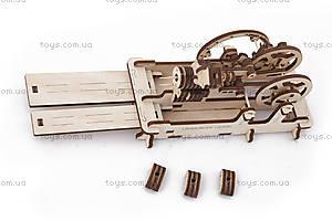 Детский 3D пазл «Двигатель», 70009, игрушки