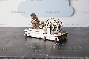 Детский 3D пазл «Двигатель», 70009, детские игрушки