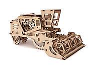 Детский 3D пазл «Комбайн», 700010, отзывы