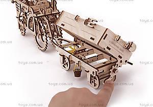 Детский 3D пазл «Прицеп», 70006, цена