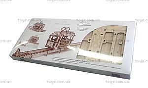 Детский 3D пазл «Трамвай с рейками», 70008, купить