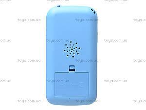 Детский айфон «Робокар Поли», JD-0883P2, фото