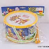 Детский барабан «Винни Пух», 6610-11, купить