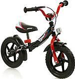 Детский беговел Babyhit Evoke Черный, 24802, toys.com.ua