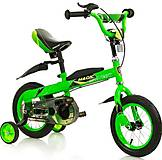 Детский беговел-велосипед Babyhit Magic Зеленый с белым, 24807, доставка