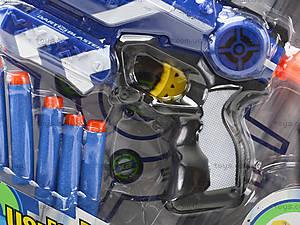 Детский бластер с поролоновыми пулями, JL3690A, купить