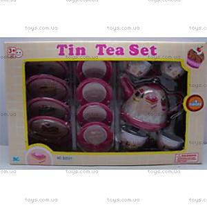 Детский чайный сервиз с кексиком, S053Y