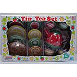 Детский чайный сервиз с изображением фруктов, S053P, фото