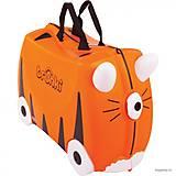 Детский чемодан «Tipu Tiger», 0085-WL01-UKV, фото