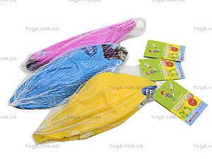 Детский цветной мяч с рисунком, 6023, іграшки