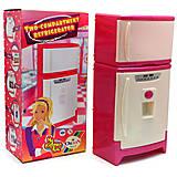 Детский двухкамерный холодильник (коробка), 808, тойс ком юа