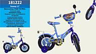 """Детский двухколесный велосипед 12"""" (181222) со звонком, 181222, фото"""