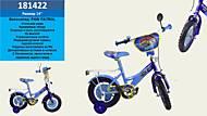 Детский двухколесный велосипед 14'' (181422) со звонком, 181422, фото
