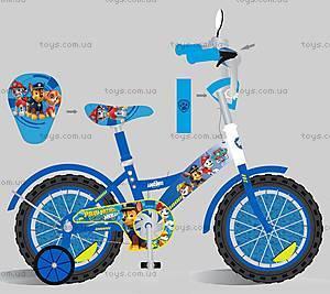 Детский двухколесный велосипед 14'' (181423) со звонком, 181423