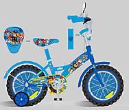 Детский двухколесный велосипед 16'' (181622) с ручным тормозом, 181622, купить