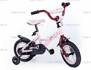 Детский двухколесный велосипед Super Girl 12 BMX,