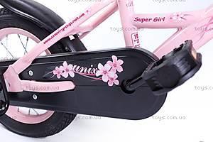 Детский двухколесный велосипед Super Girl 12 BMX, , фото