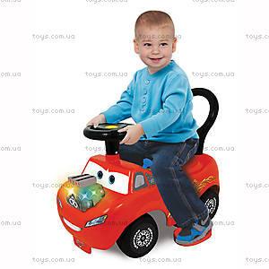 Детский электромобиль «Молния Маккуин: два в одном», 053868, купить