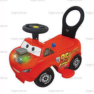 Детский электромобиль «Молния Маккуин: два в одном», 053868