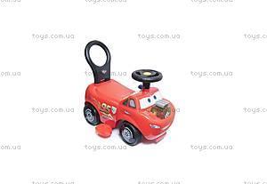 Детский электромобиль «Молния Маккуин: два в одном», 053868, фото