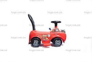 Детский электромобиль «Молния Маккуин: два в одном», 053868, цена