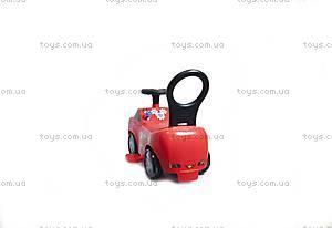 Детский электромобиль «Молния Маккуин: два в одном», 053868, игрушки