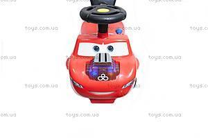 Детский электромобиль «Молния Маккуин: два в одном», 053868, детские игрушки
