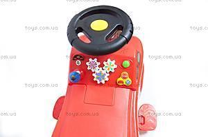 Детский электромобиль «Молния Маккуин: два в одном», 053868, toys