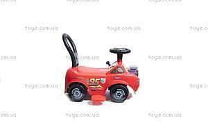 Детский электромобиль «Молния Маккуин: два в одном», 053868, іграшки