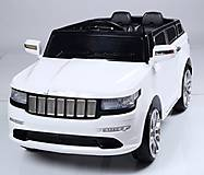 Детский электромобиль T-789 WHITE на р/у, T-789 WHITE, фото