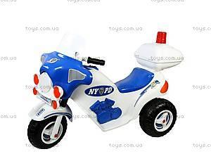 Детский электромотоцикл Yamaha, 372, фото